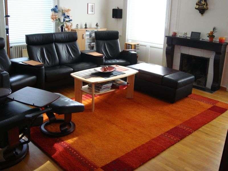 Salon hc de murmel avec paroi diy multiroom 100 - Modele de tapis pour salon ...