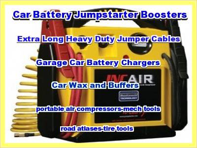 car battery booster jumpstarter